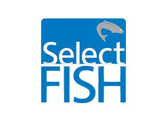 select fish logo