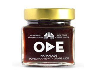 Healthy Sweet Homemade Pomegranate Jam   Fine Food on Global Food World