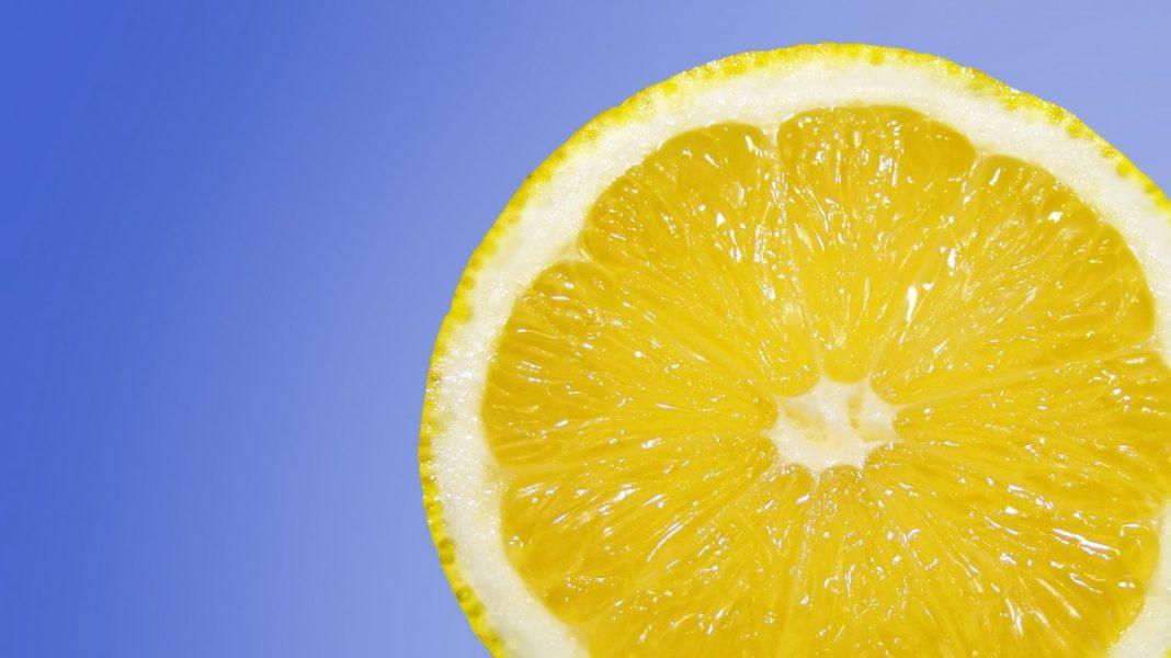 lemons health benefits - vitamin c